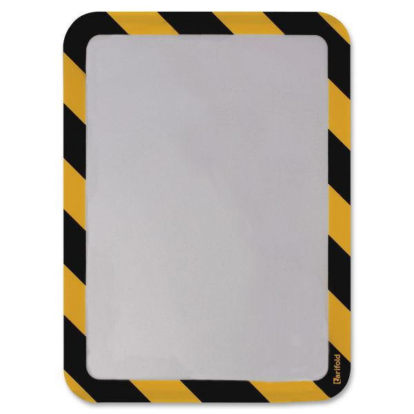 Tarifold, Inc. High Visibility Magnetic Safety Sign Holders