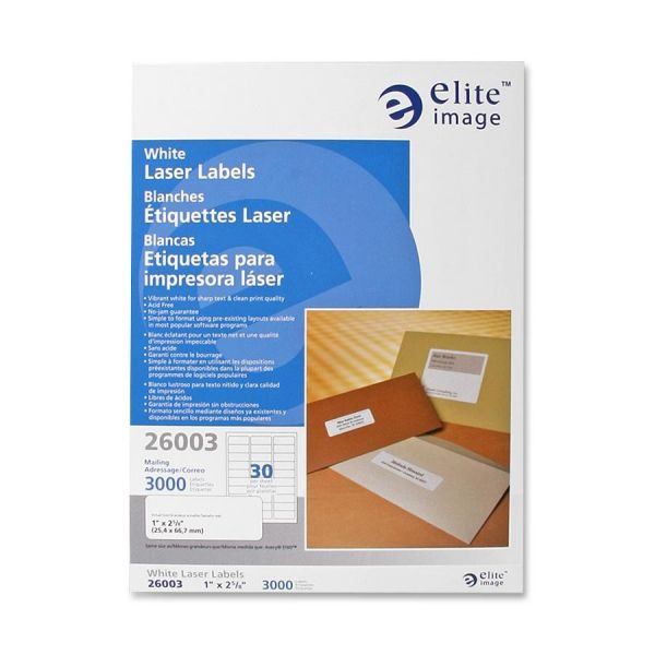 Elite Image Address Labels