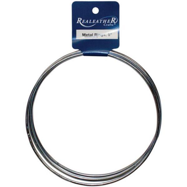 Zinc Metal Rings
