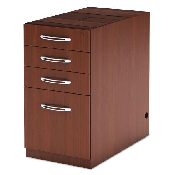 Tiffany Industries Aberdeen Pedestal For Desk, 15-1/4W X26-1/2D X 27-1/2H, CY