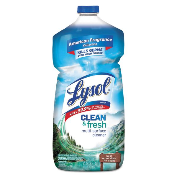 Lysol Complete Clean & Fresh Multi-Surface Cleaner