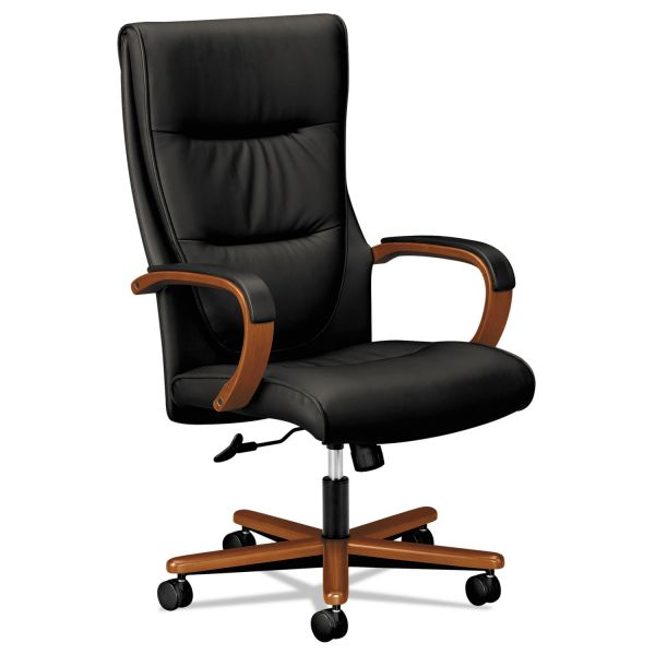 basyx VL844 Series High-Back Swivel/Tilt Office Chair