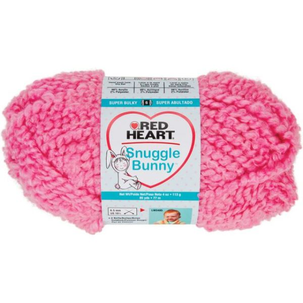 Red Heart Snuggle Bunny Yarn