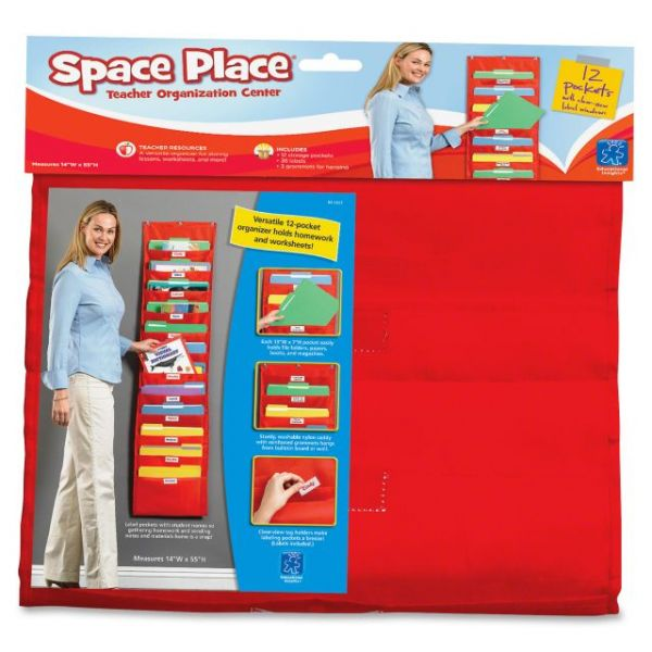 Educational Insights The Space Place Pocket Chart