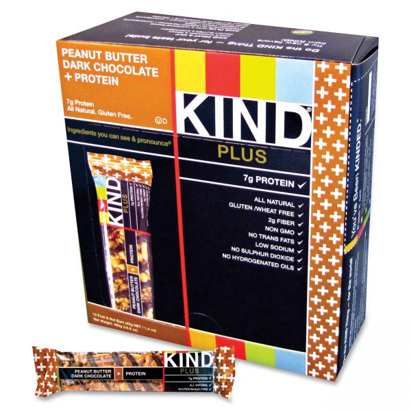 KIND Plus Nutrition Boost Bar