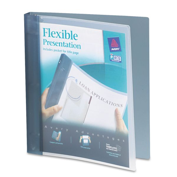 "Avery Flexible 1"" Presentation Binder"