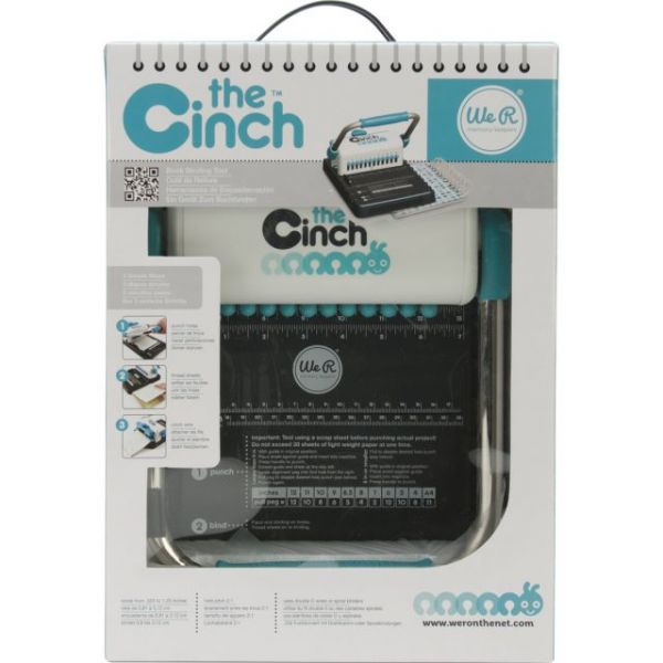 Cinch Book Binding Tool V2