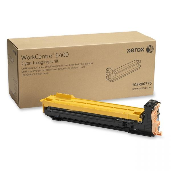 Xerox 108R00775 Drum Cartridge, Cyan