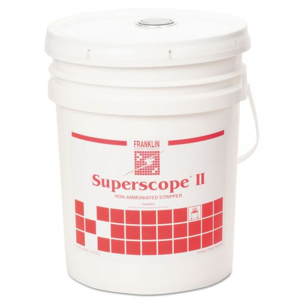 Franklin Cleaning Technology Superscope II Non-Ammoniated Floor Stripper