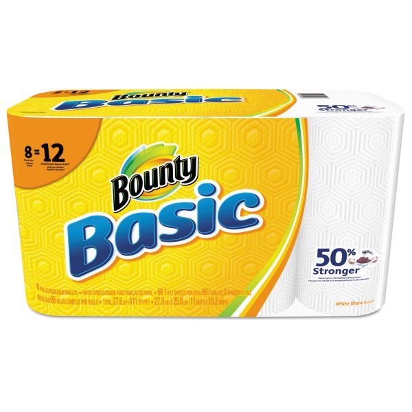 Bounty Basic Paper Towels