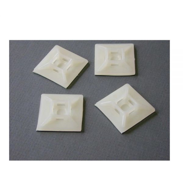 StarTech.com Self-adhesive Nylon Cable Tie Mounts