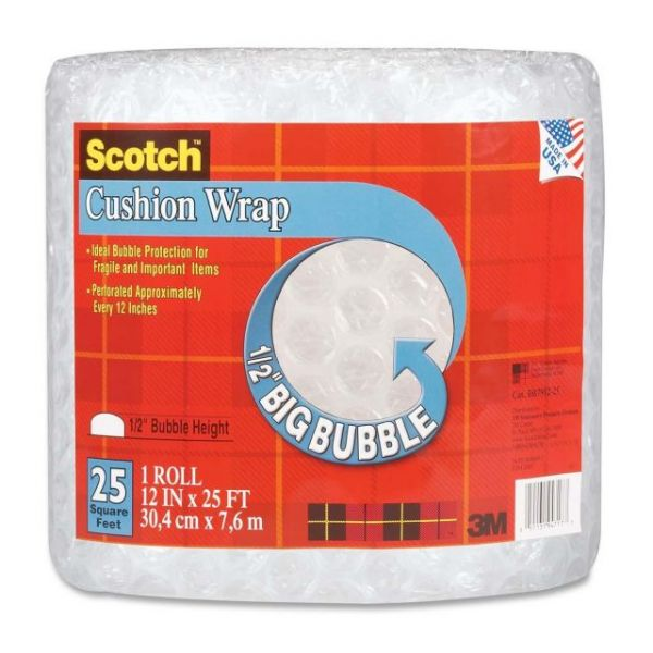 Scotch Bubble Cushion Wrap