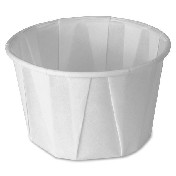 SOLO 2 oz Paper Portion Cups
