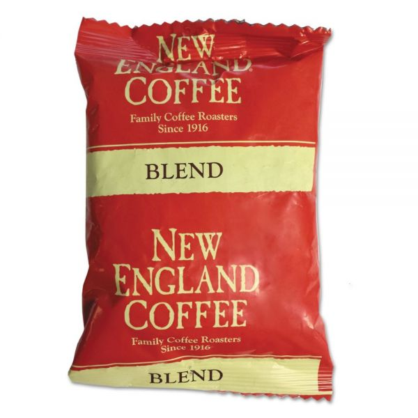 New England Coffee Eye Opener Blend Portion Packs
