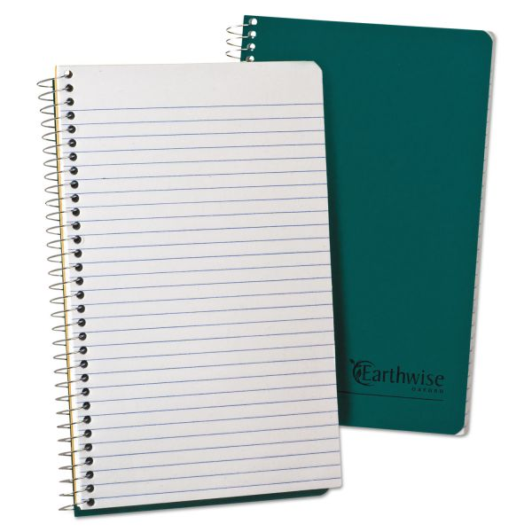 Earth-Wise Recycled Spiral Notebook