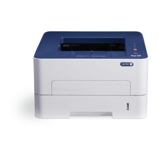 Xerox Phaser 3260DI Laser Printer - Monochrome - 4800 x 600 dpi Print - Plain Paper Print - Desktop