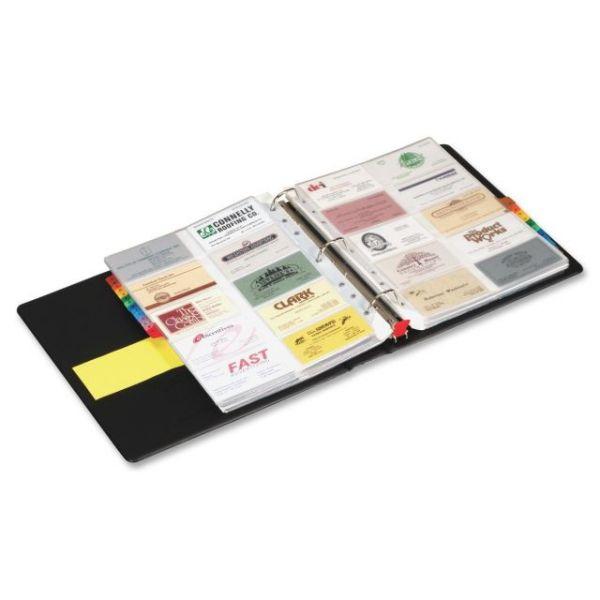 Cardinal EasyOpen Card File Binder