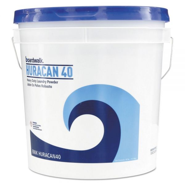 Boardwalk Huracan 40 Low Suds Laundry Detergent