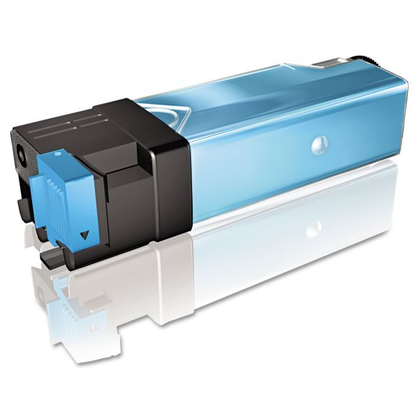 Media Sciences Remanufactured Dell 310-9060 Cyan Toner Cartridge