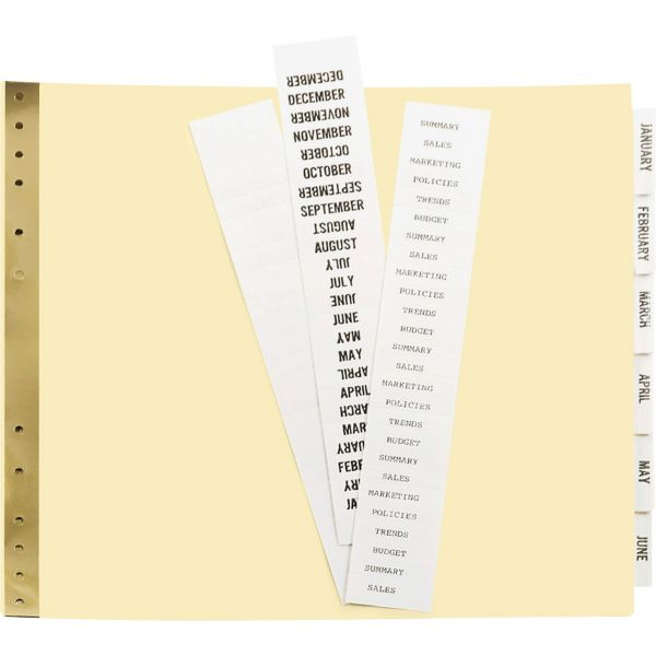 Avery Data Binder Insertable Dividers