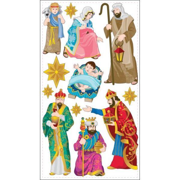 Sticko Christmas Stickers