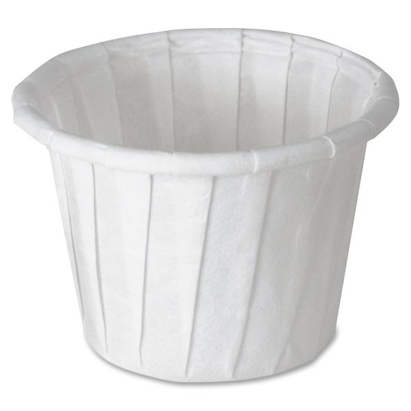 SOLO 0.75 oz Paper Portion Cups