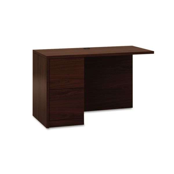 "HON 10500 Series Left Return | 2 File Drawers | 48""W"