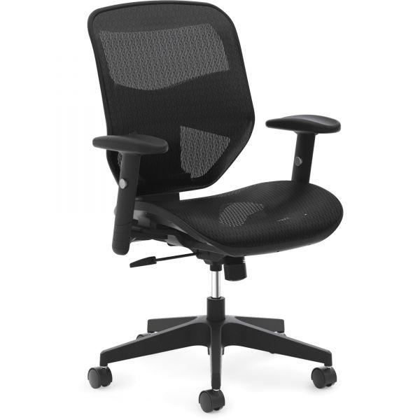 HON Prominent HVL534 Mesh High-Back Task Chair