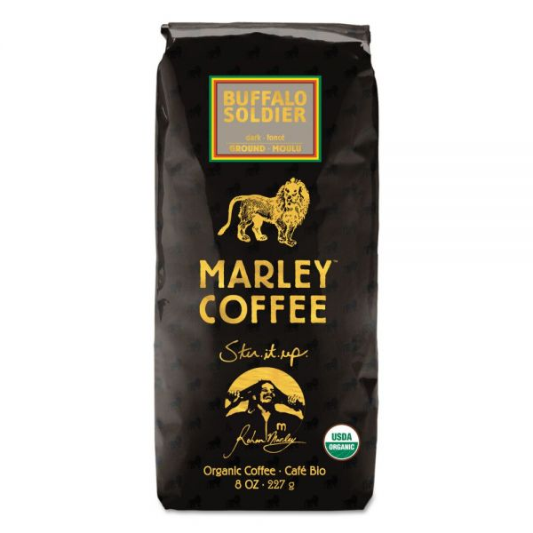 Marley Coffee Buffalo Soldier Bulk Coffee