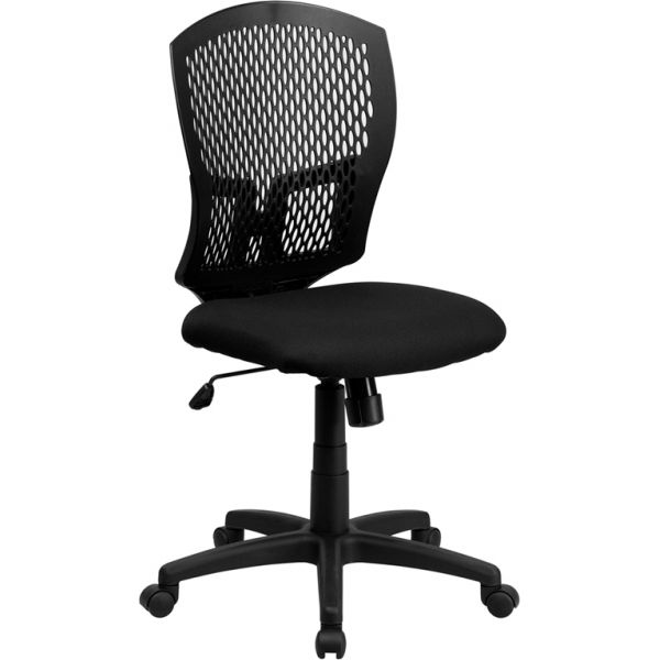 Flash Furniture Mid-Back Designer Back Task Chair