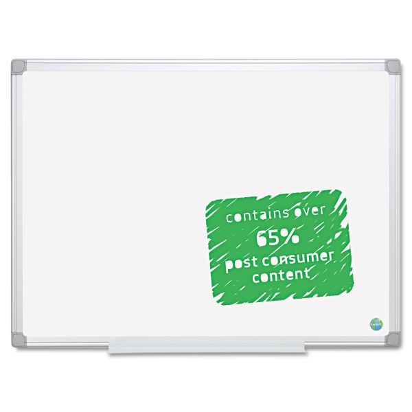 MasterVision 6' x 4' Dry Erase Board