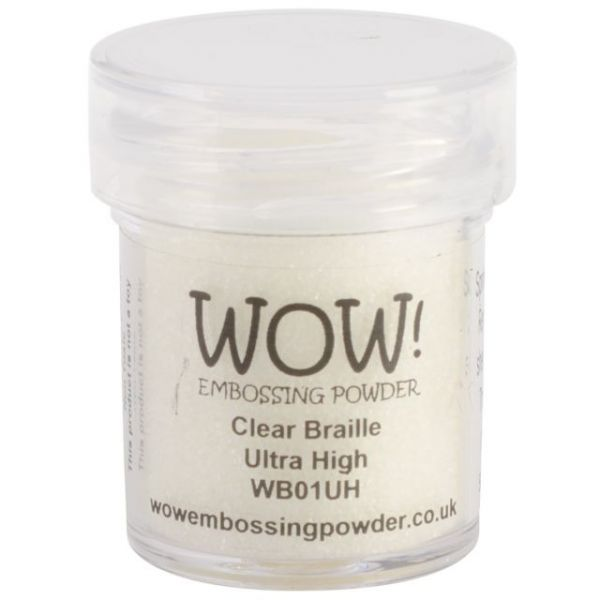 WOW! Embossing Powder Ultra High 15ml