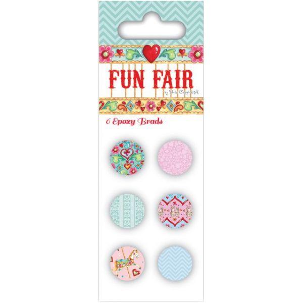 Helz Fun Fair Epoxy Brads