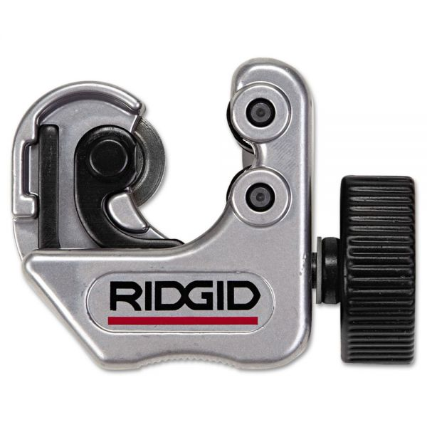 RIDGID Self-Feeding Midget Tubing Cutter