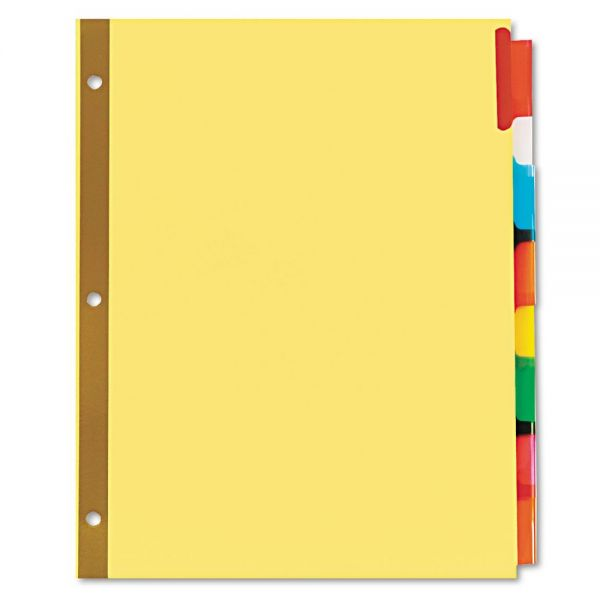 Universal Extended Insertable Tab Index Dividers