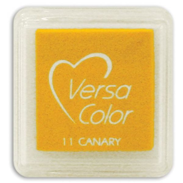 "VersaColor Pigment Ink Pad 1"" Cube"