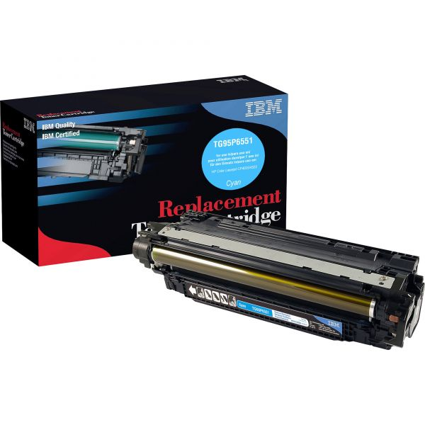 IBM Remanufactured HP CE261A Cyan Toner Cartridge