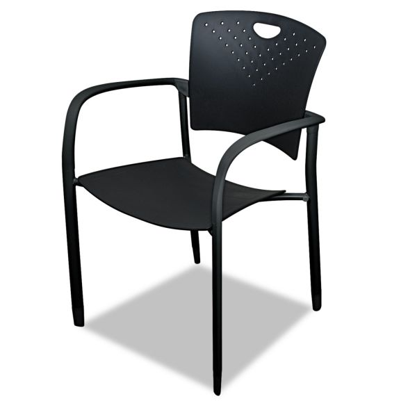 BALT Oui Plastic Stacking Chairs