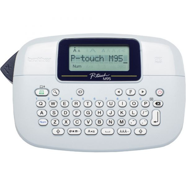 Brother P-Touch PT-M95 Handy Label Maker