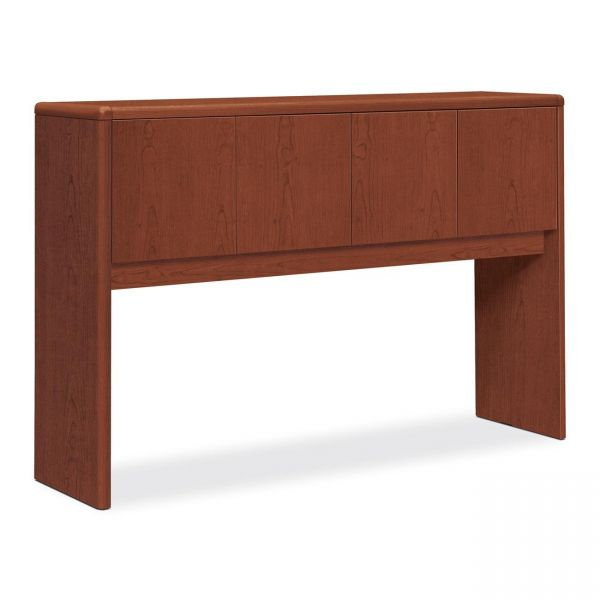 "HON 10700 Series Stack-on 4-Door Storage Unit for 60"" Credenza"