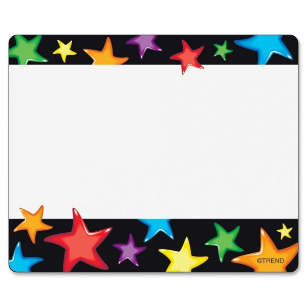 Trend Gel Stars Terrific Labels