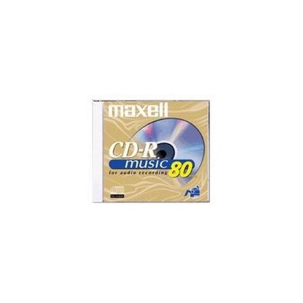 Maxell Music Recordable CD Media