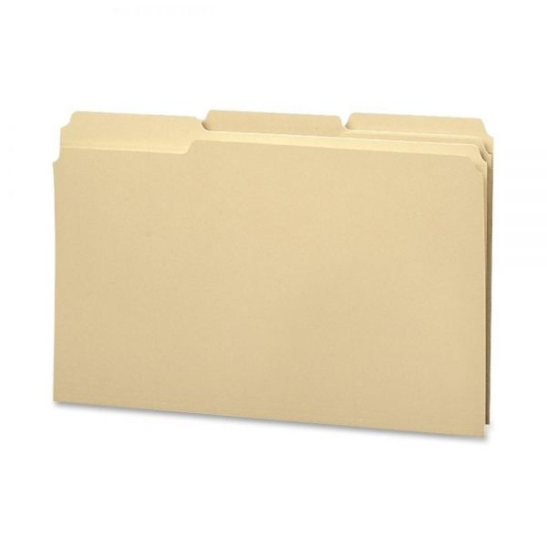 Smead Recycled Two-Ply Manila File Folders
