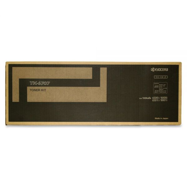 Kyocera TK-6707 Black Toner Cartridge
