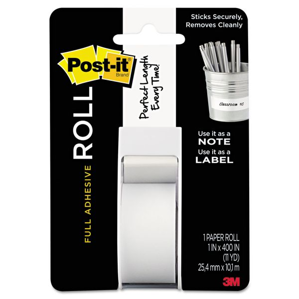 Post-it Full Adhesive Label Roll