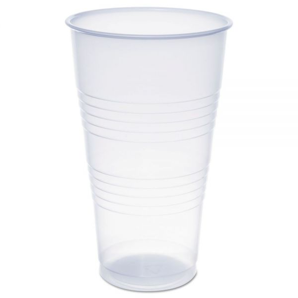 Dart 24 oz Plastic Cold Cups