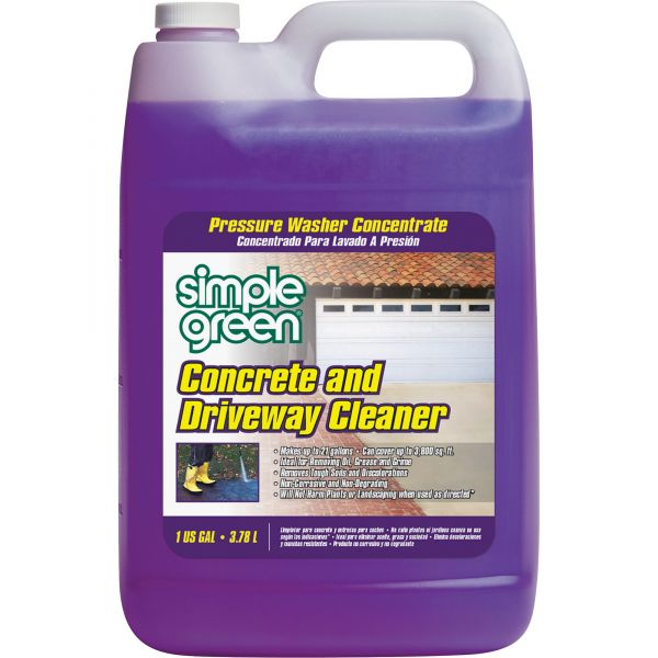 Simple Green Concrete & Driveway Cleaner Concentrate