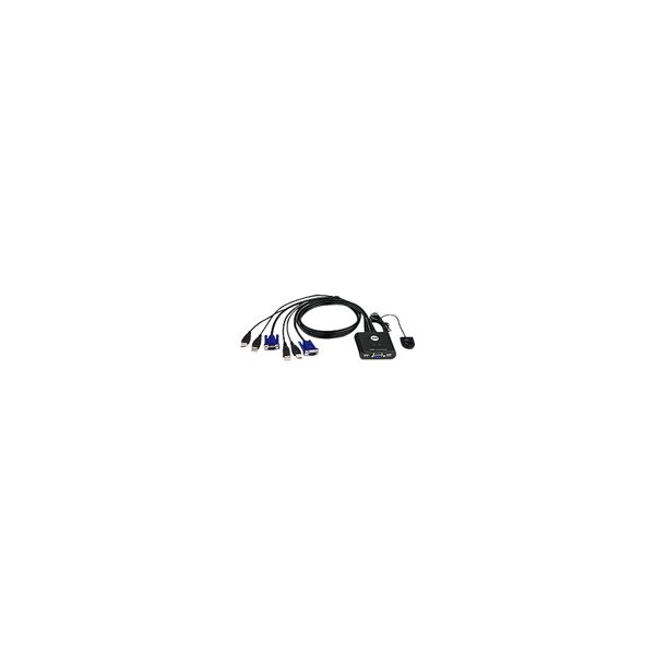 Aten CS22U 2-Port USB KVM Switch