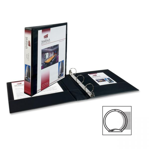 """Avery Showcase Reference 1 1/2"""" 3-Ring View Binder"""