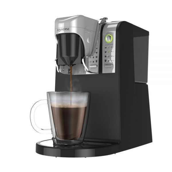 Aquverse AC1000-WR Single Serve Coffee and Beverage Brewing System